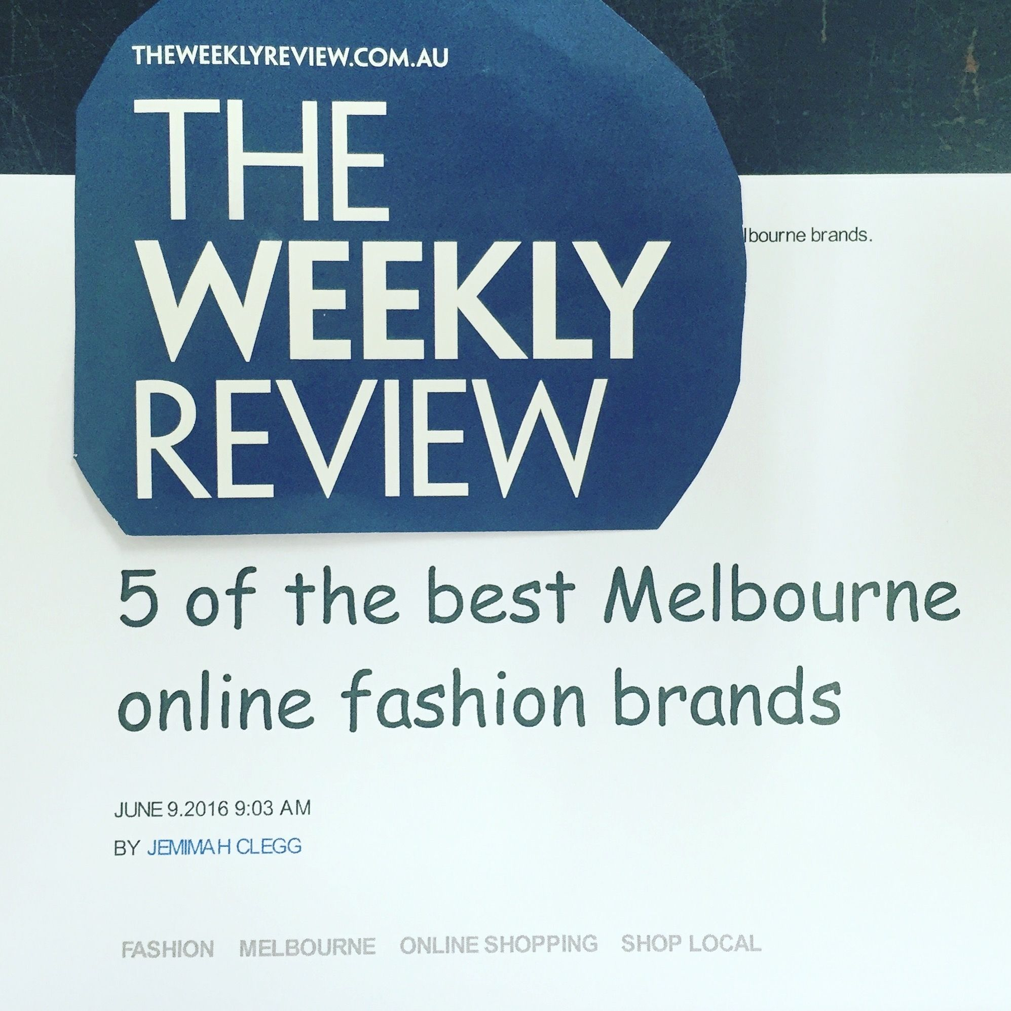 Top fashion brands in australia 3