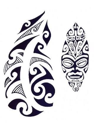 43+ Small maori tattoo designs Sammlung