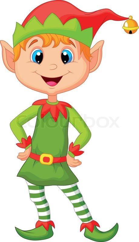 Image result for elves cartoon