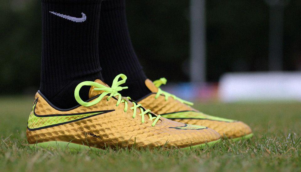 Nike HyperVenom Gold. Neymar | Football | Pinterest ...