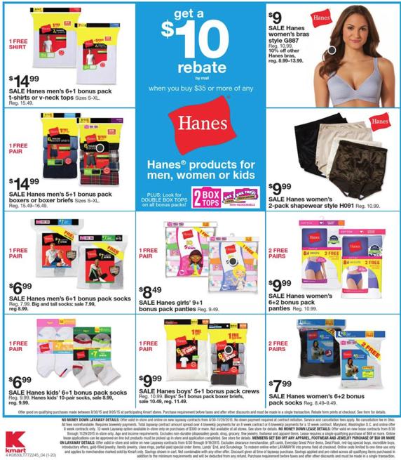 kmart weekly ad Kmart Weekly ad 00004 Ads, Weekly ads