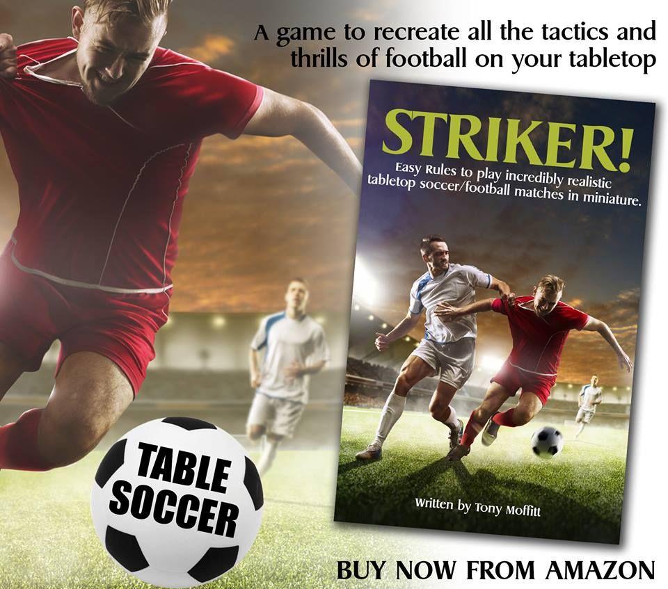 Tony Moffitt (@STRIKER_Soccer_) on Twitter