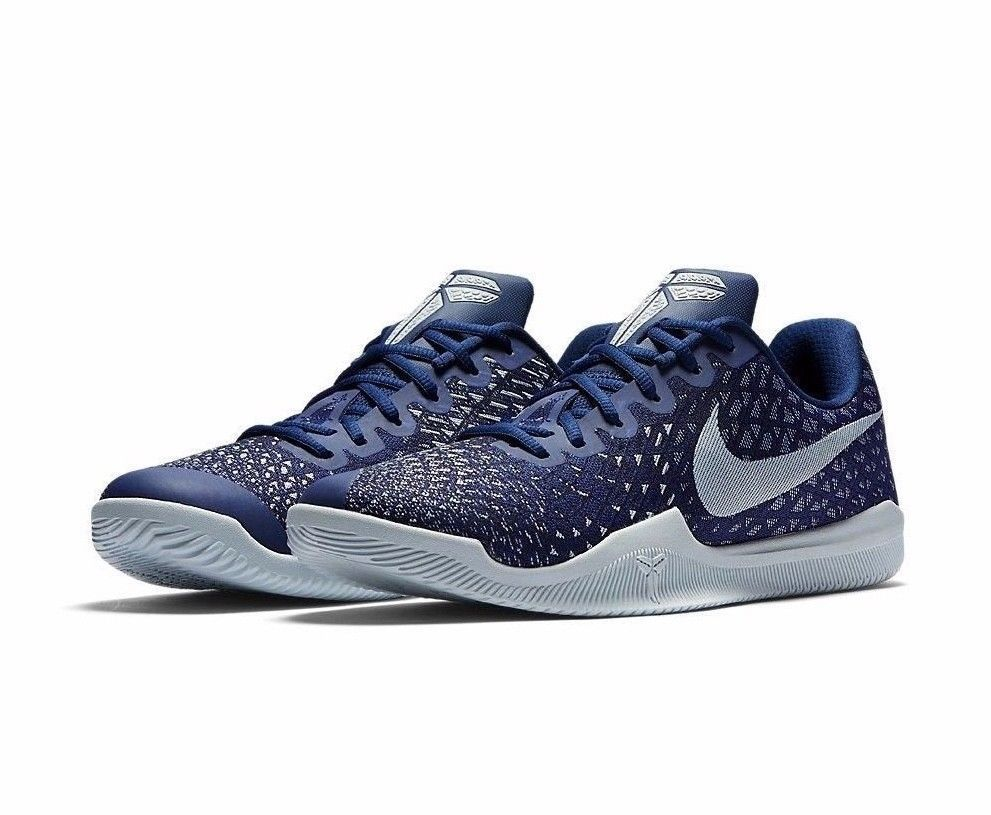 ff37301c8371 Nike KOBE Mamba Instinct Mens Basketball Shoes 9.5 Paramount Blue 852473 400   Nike  BasketballShoes