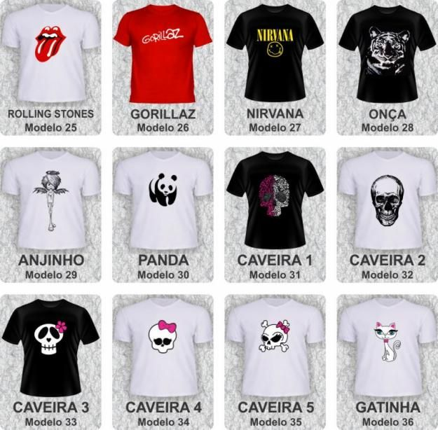 camisetas estampadas 6                                                                                                                                                                                 Mais
