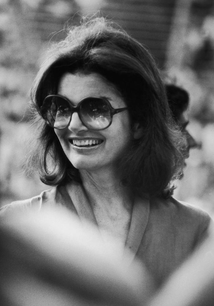 Jacqueline Kennedy, Jackie Onassis - August 1978 - Photo by Linda Rosenbaum - Getty Images