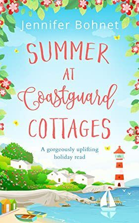 Kindle Summer at Coastguard Cottages A feelgood holiday read