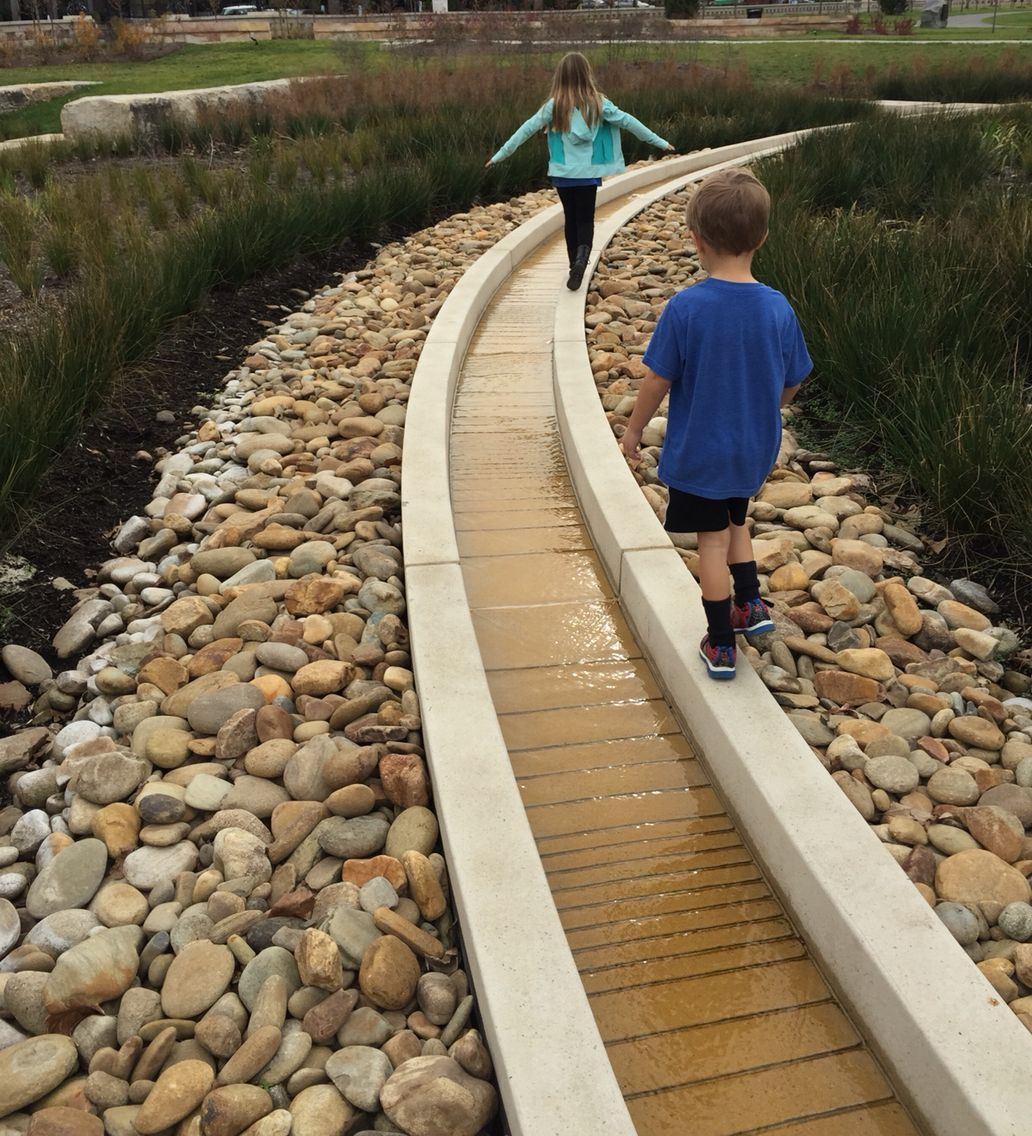 We love the new walkways at Centennial Park in Nashville, TN. family ...