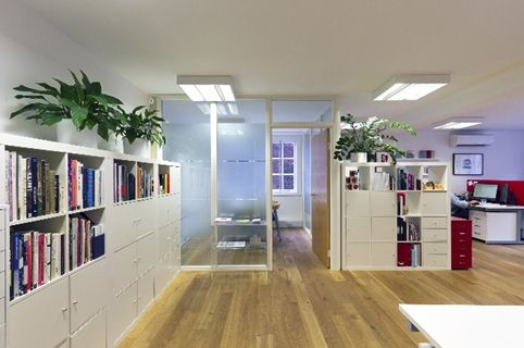 IC Design's office - what's important to creative businesses about their place of work today