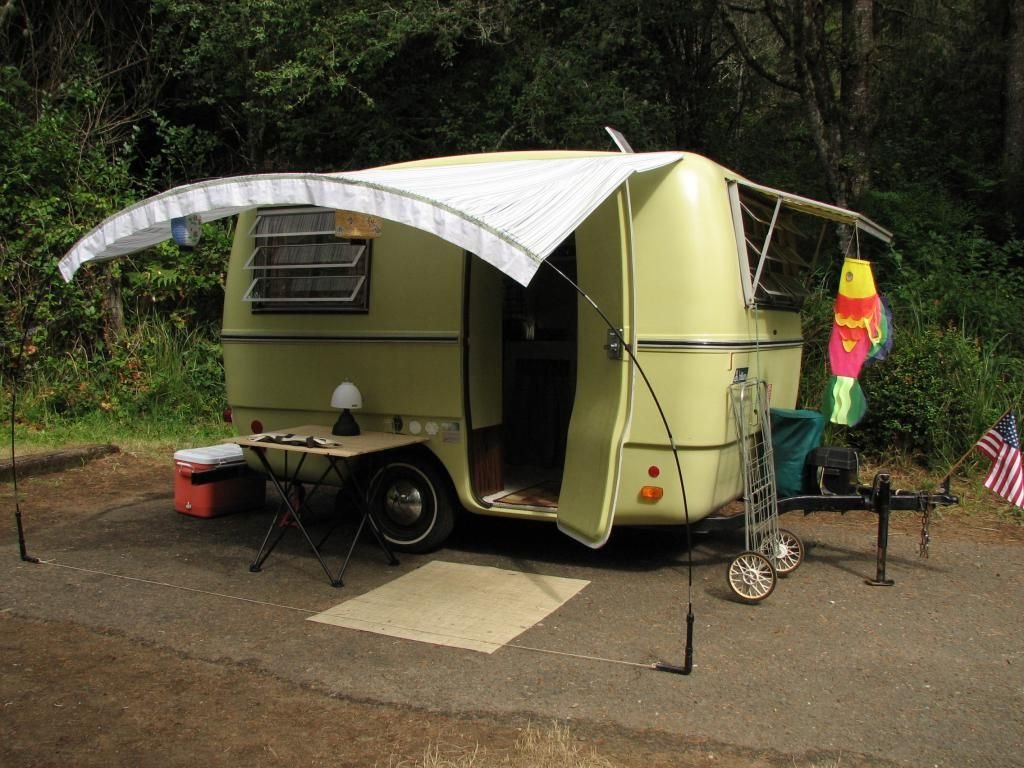 Awning Using Bedsheets Tent Poles L Brackets Amp Rope
