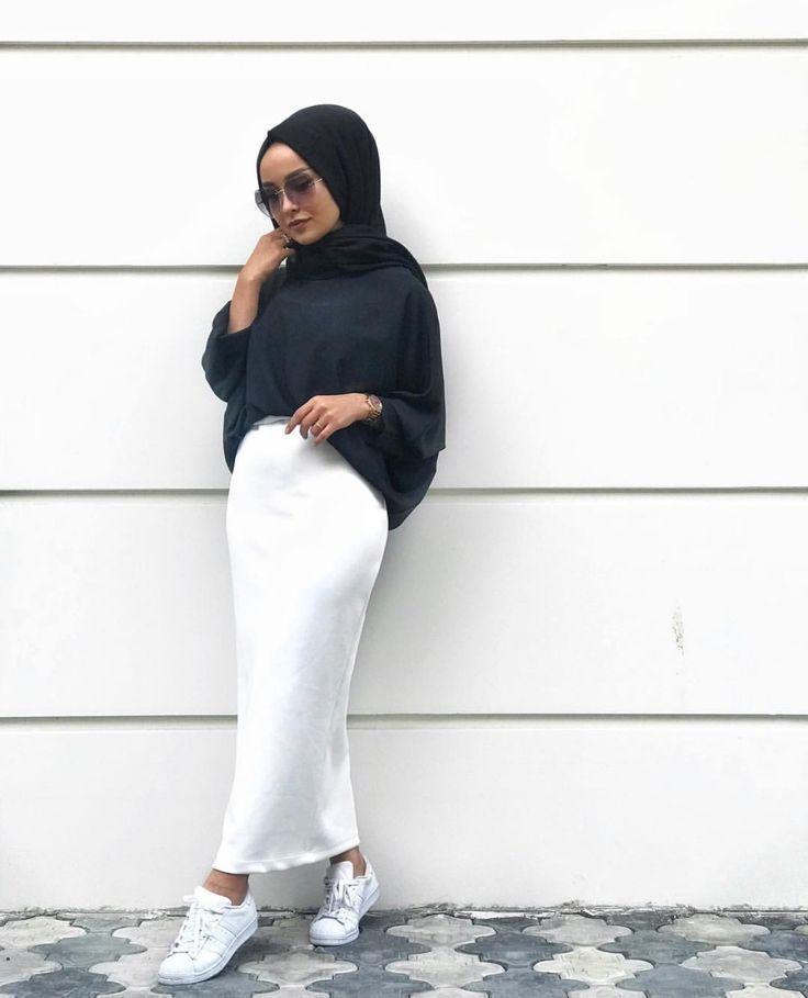 Epingle Sur 2020 صور لبس و ملابس محجبات