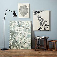 Botanical + Birch Wall Art