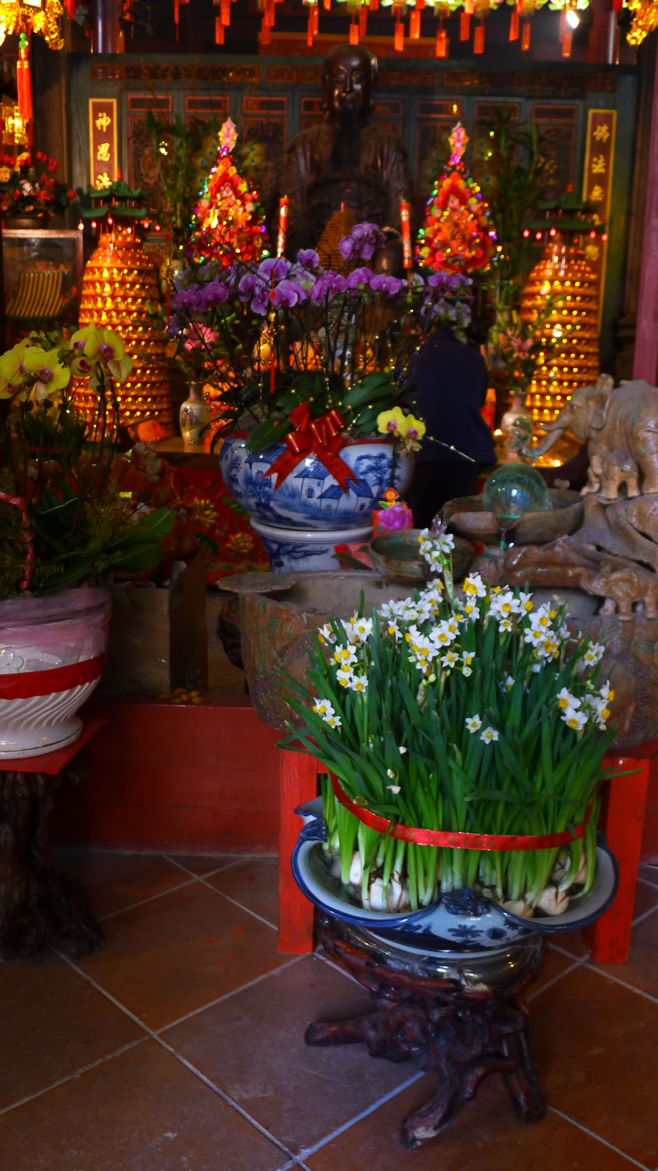 is chinese new year a buddhist holiday