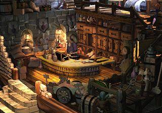 Final Fantasy Ix Static Backgrounds Final Fantasy Ix Fantasy Shop Final Fantasy