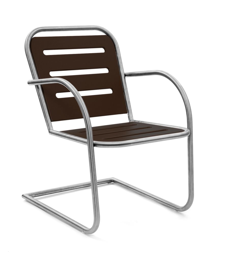 Pliny The Lounger Chocolate Brown Patio Chairs Design