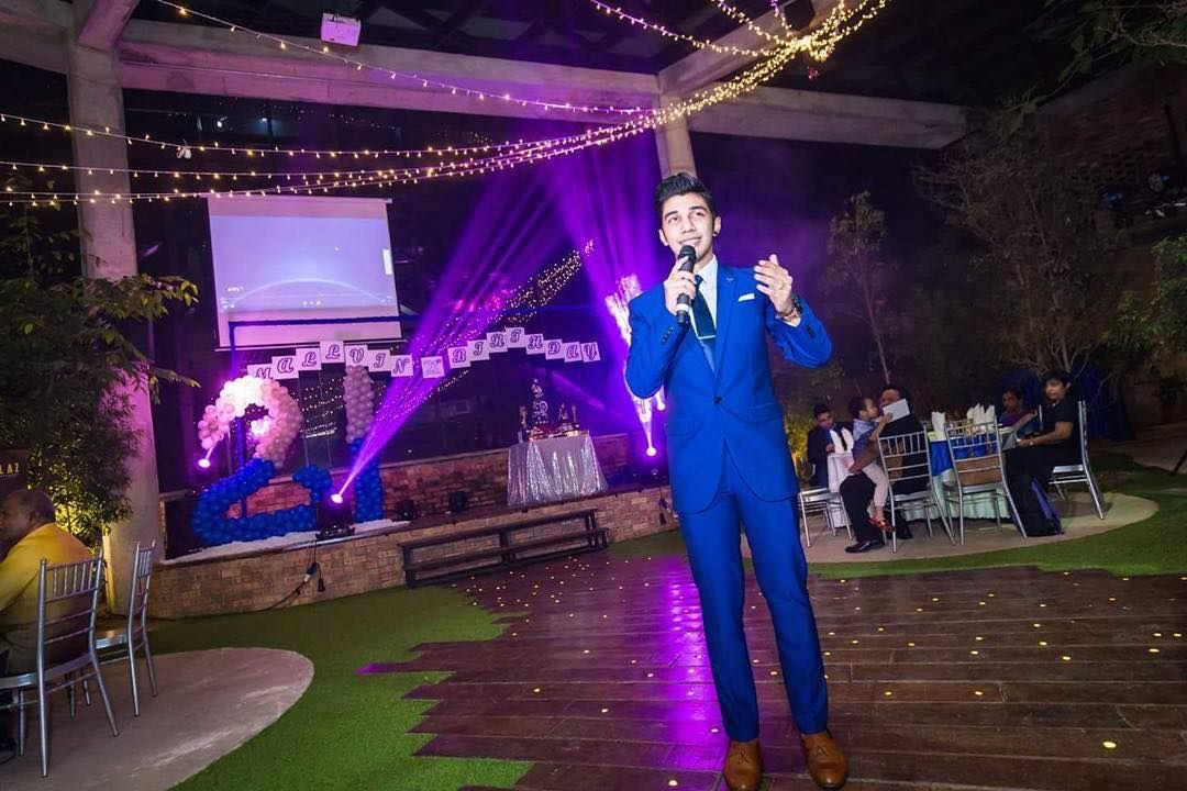 Check out more offers, discounts & promotions from our wedding  emcee vendor: Emcee Nashvin Ash in www.indianweddingplanner.com.my