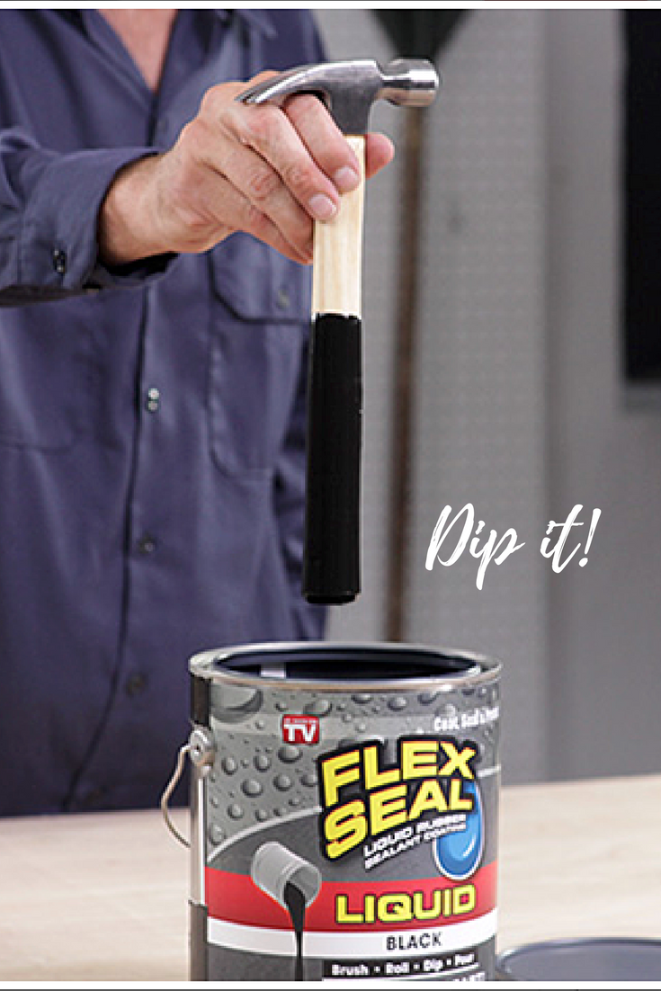 Use Flex Seal Liquid To Add A Strong Rubber Grip Your Tools Flextips Flexseal Diyprojects Diycrafts Diyideas Crafts Ideas Weekendprojects