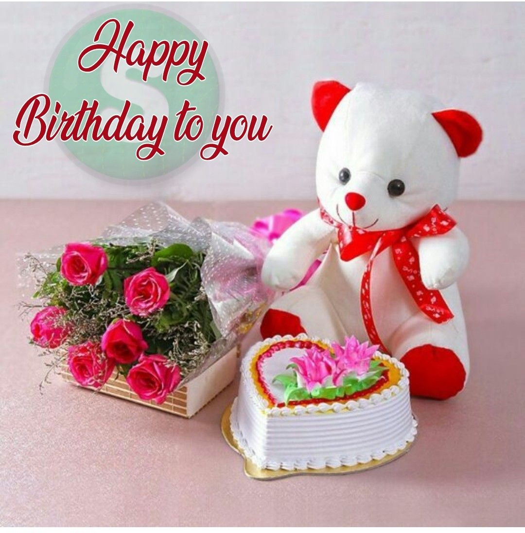 Pin By Sri Lakshmi On Fashion Teddy Cakes Cute Good Morning Images Gifts