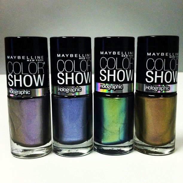 Dying to try the new Color Show Collections?