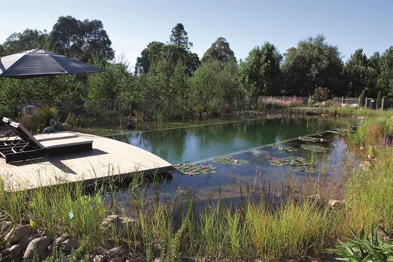 gartenplan mit pool, gartenplan esken & hindrichs - gärtner von eden in leichlingen, Design ideen