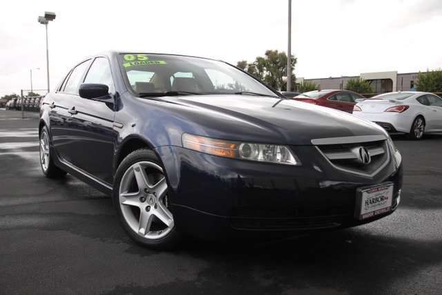 Used One Owner 2005 Acura Tl Base Serving Long Beach Ca Acura Tl Acura Long Beach