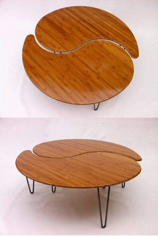 41 Nesting Coffee Tables That Save Space & Add Style | Pinterest