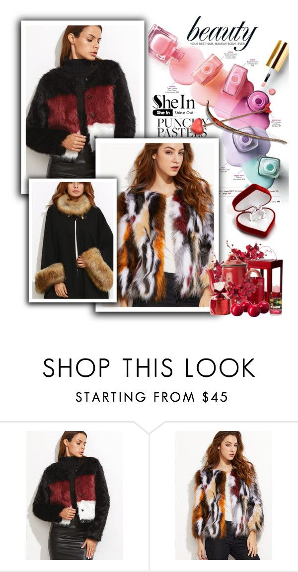 """""""2/15 shein"""" by fatimka-becirovic ❤ liked on Polyvore"""