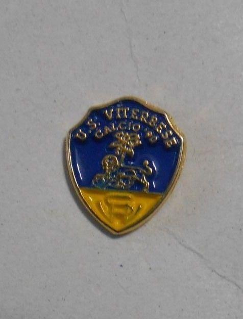 Spilla distintivo u.s. VITERBESE calcio pin