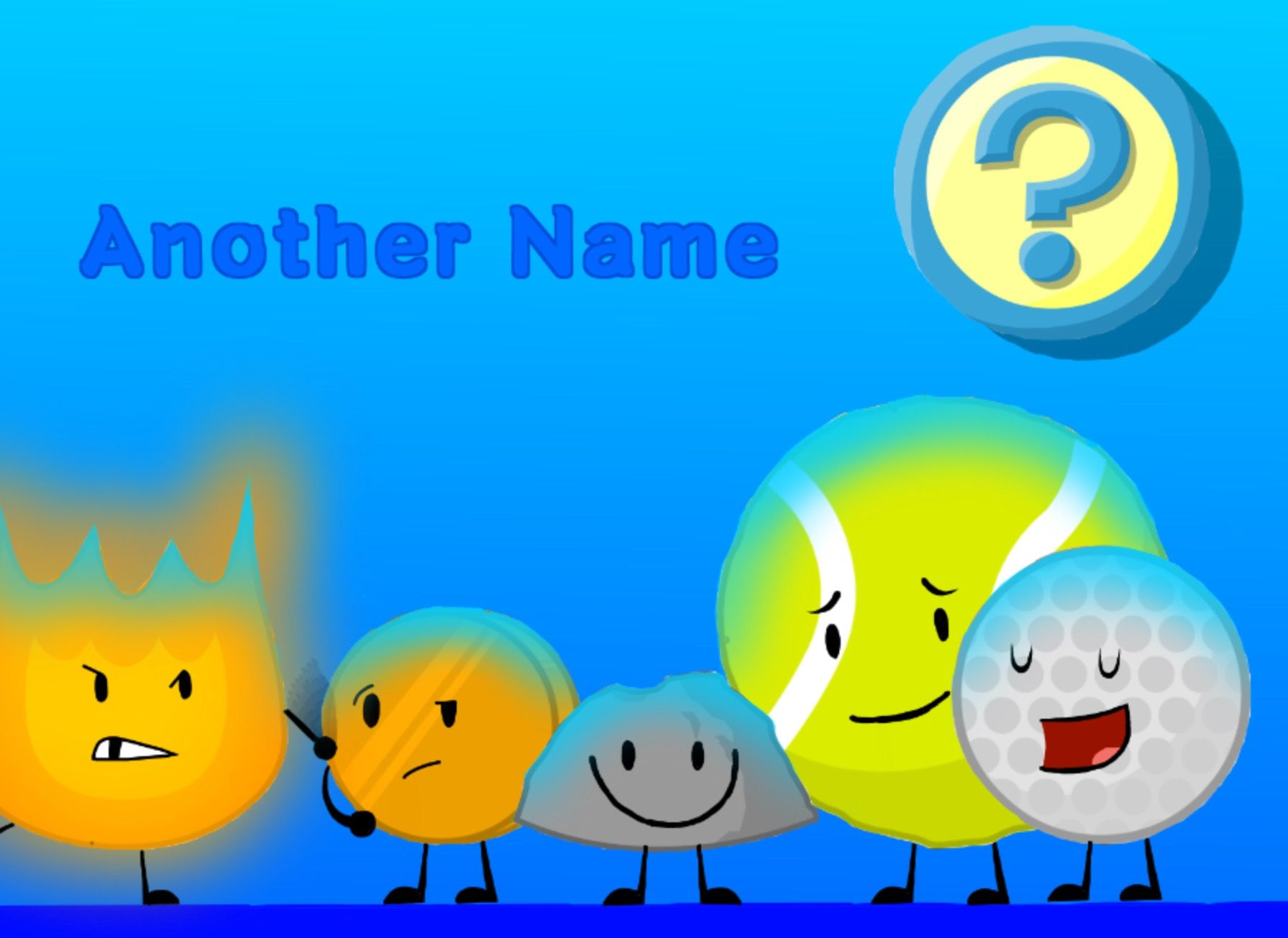 another name from battle for dream island bfdi belongs to jacknjeilfy