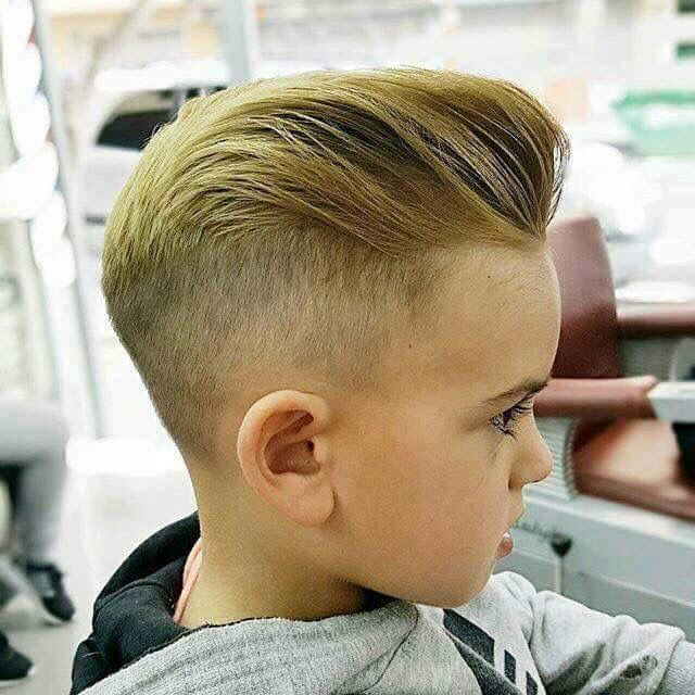 Haircut Style For Boys