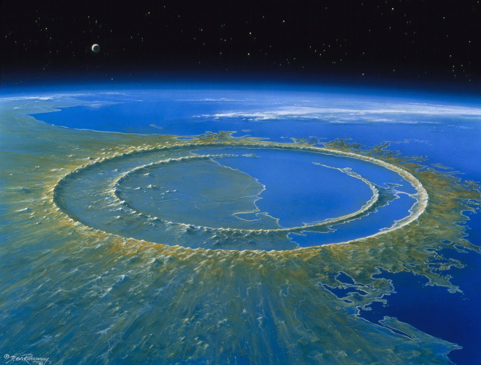 Drilling Into The Chicxulub Crater Ground Zero Of The