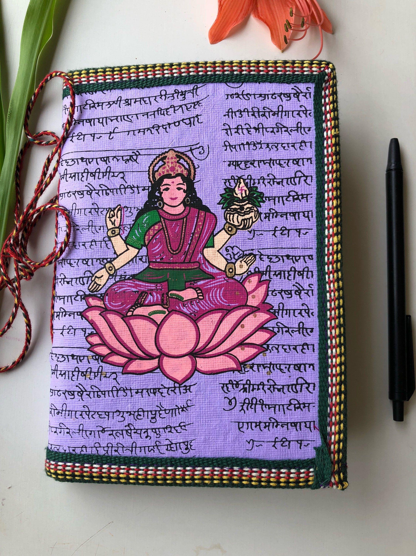 Daily Gratitude Journal, Gratitude Notebook, Plain Laxmi
