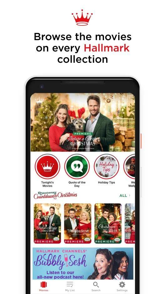 Hallmark Movie Checklist Apps on Google Play Hallmark
