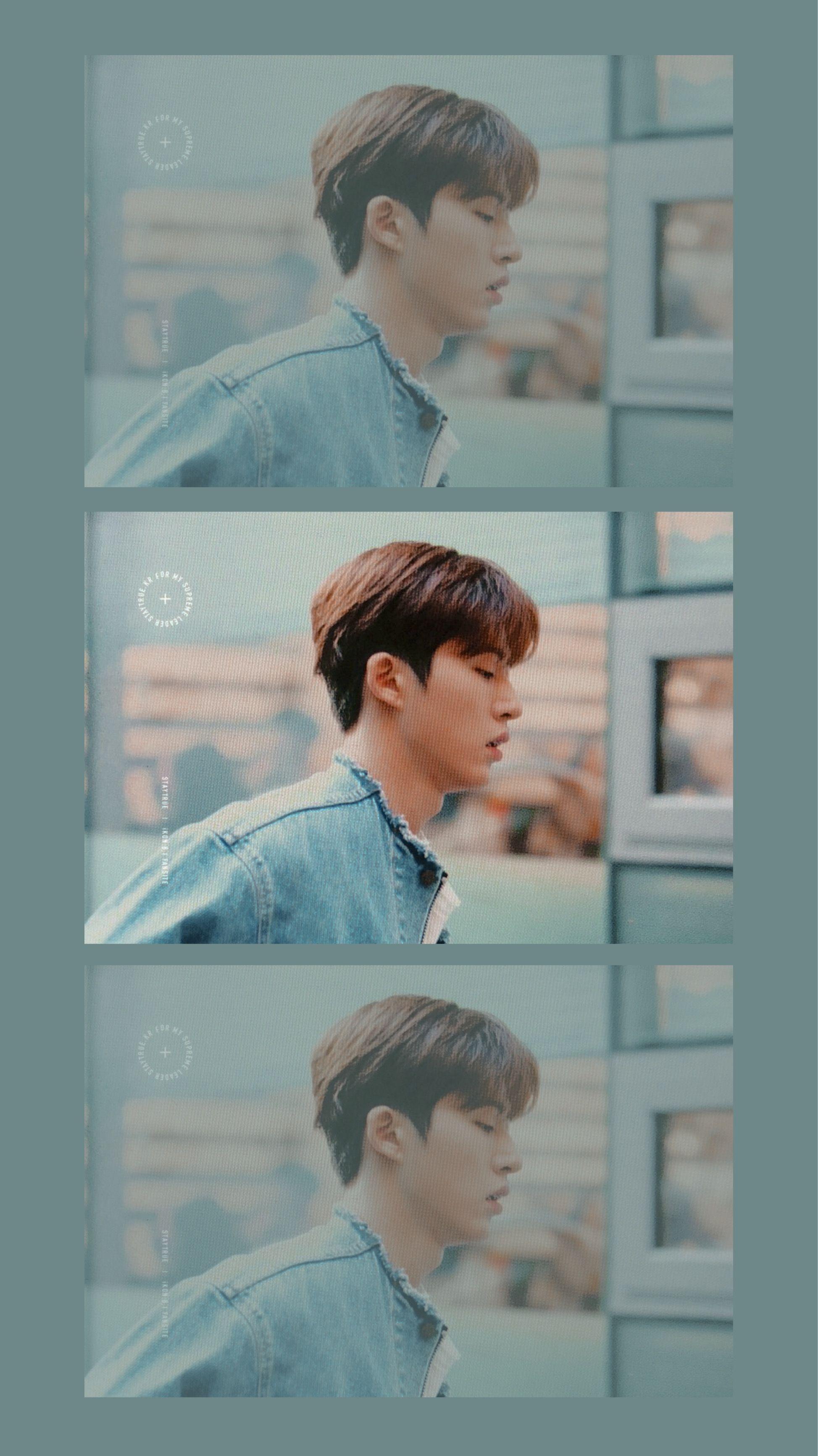 Hanbin Ikon Edited By Biairago Kimhanbin Bi Kimjinhwan Jinhwan Jay Kimjiwon Bobby Songyunhyeong Yunhyeong Koojunhoe Fotografi Selebritas Bobby Aesthetic ikon hanbin wallpaper