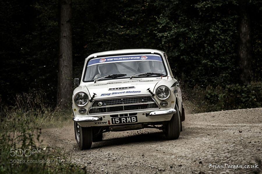 Ford Lotus Cortina by Deego
