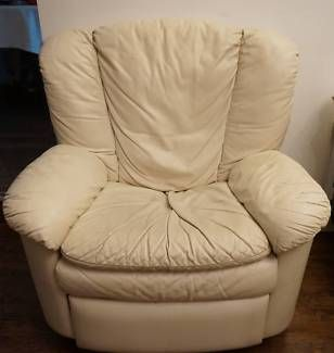Beige Natuzzi Rocker selling for $60.00 | Armchairs | Gumtree Australia Canning Area - Willetton | 1108040825