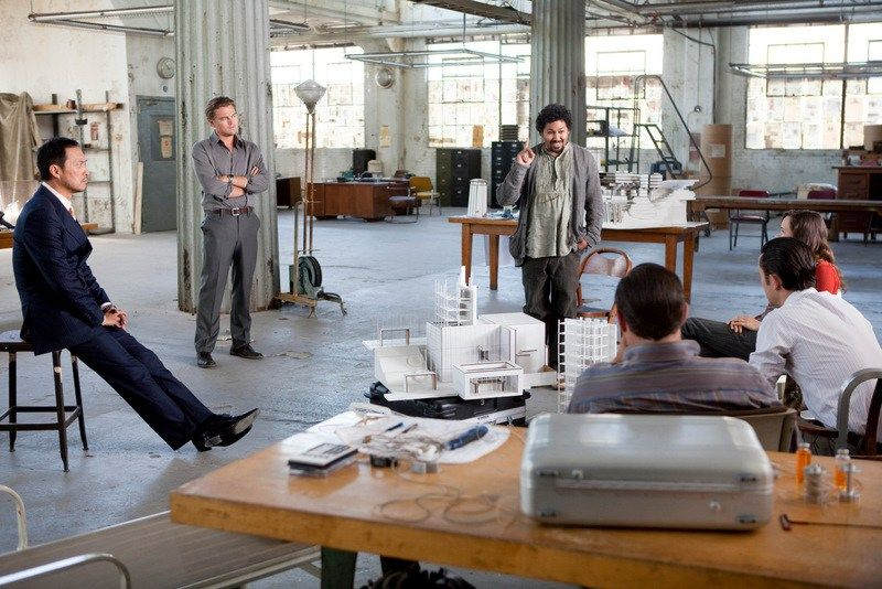 Image Result For Inception Movie Production Design Architect