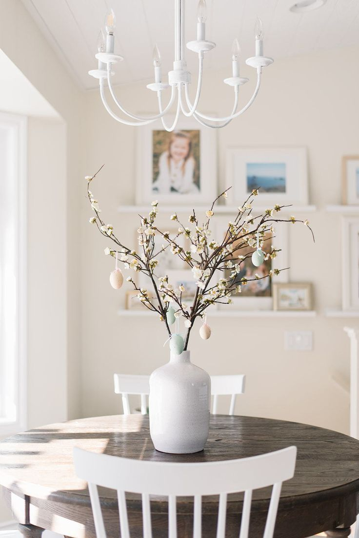 Extraordinaire  Mot-Clé 5 Simple Ways to Decorate your Home for Easter   The Ginger Home