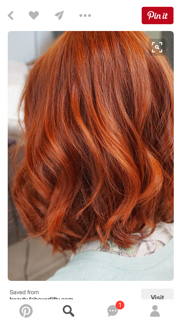 Pin by kyleigh rothwell on beauty geniuses pinterest red hair cabelos vermelhos best diy hair color to cover grays if you color your hair at home do yourself a favor ditch the drugstore box and try this new home solutioingenieria Choice Image