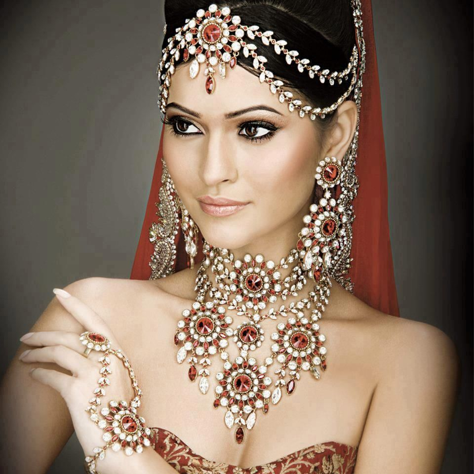 very pretty asian bridal jewelry   wedding clothing & accessories