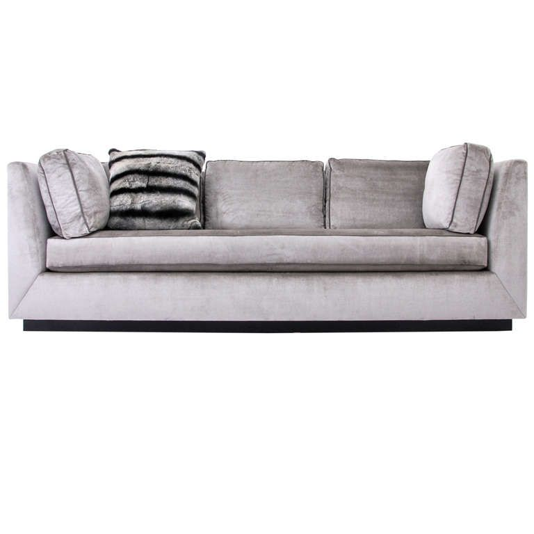 1stdibs Com Donghia Sofa Sofa Vintage Sofa Art Deco Sofa