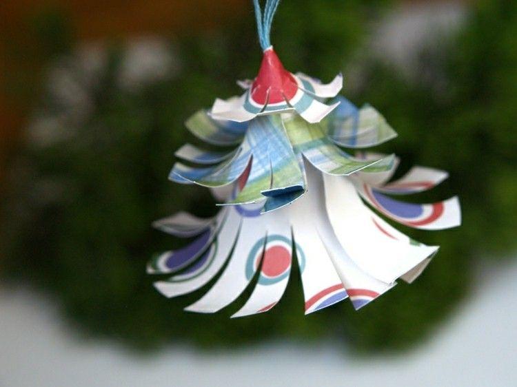 adornos navideños caseros vaso plastico navidad Pinterest