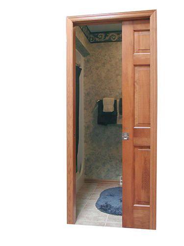 Wood Pocket Door Frame 28 X 80 X 4 9 16 Wall At Menards