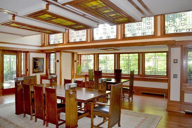 Edward E. Boynton House - Frank Lloyd Wright