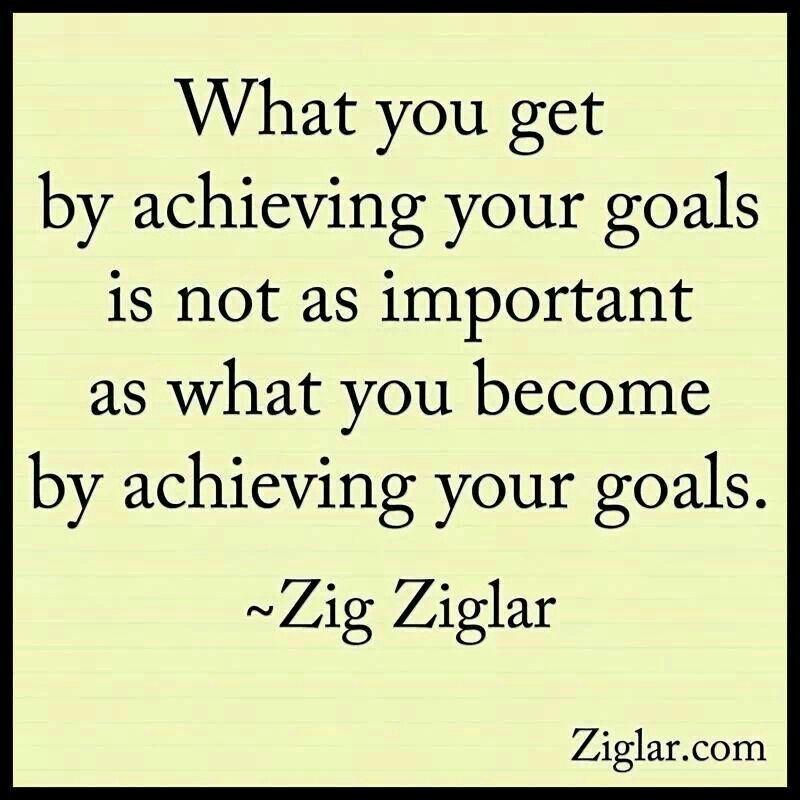 Achieving Goals Quotes: Achieving Goals