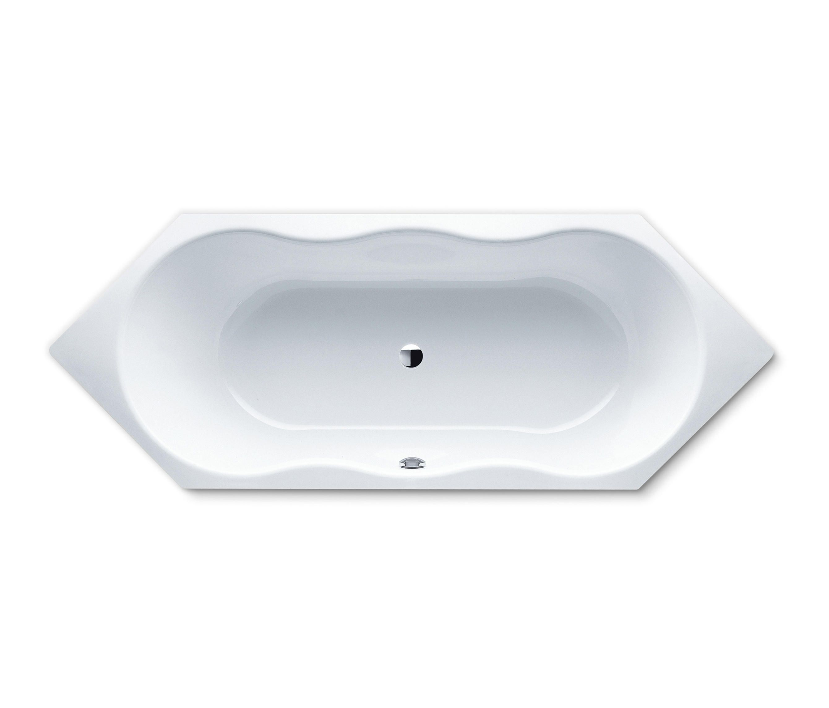 novola duo 6 built in bathtubs from kaldewei architonic