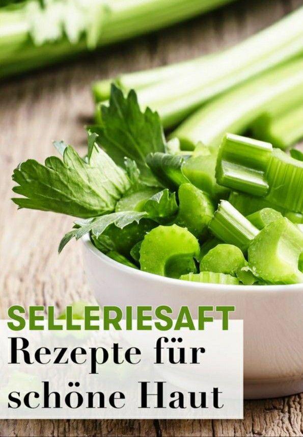 Selleriesaft: Rezepte für schöne Haut#sellerie#selleriesaft#rezept#haut#skin#skincare#vogue#...