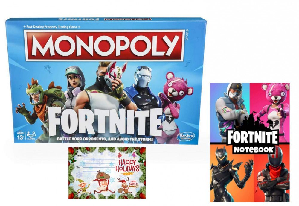 Rules for fortnite monopoly