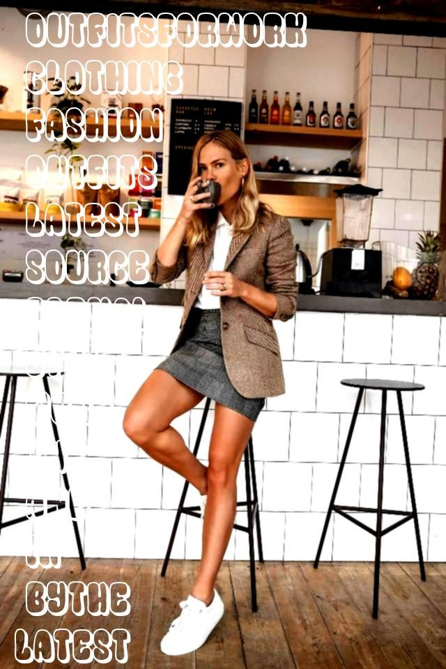 latest in style and fashion Source by OutfitsforWork clothingthe latest in style and fashion Source by OutfitsforWork clothing Cool 40 Wonderful Business Outfits Ideas Fo...