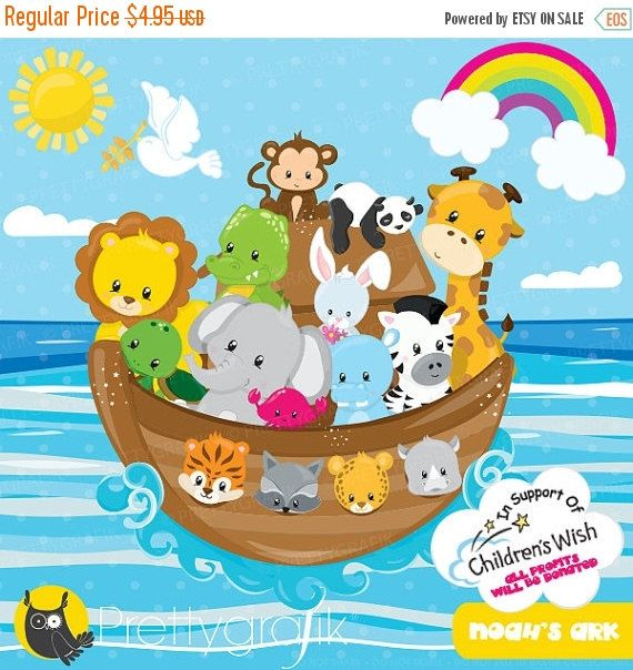 Buy 20 Get 10 Off Noah S Ark Clipart Commercial Use Non Profit Pack Ark With Animals Vector Graphics Animal Digital Clip Art Cl936 Clip Art Digital Scrapbook Paper Image Paper