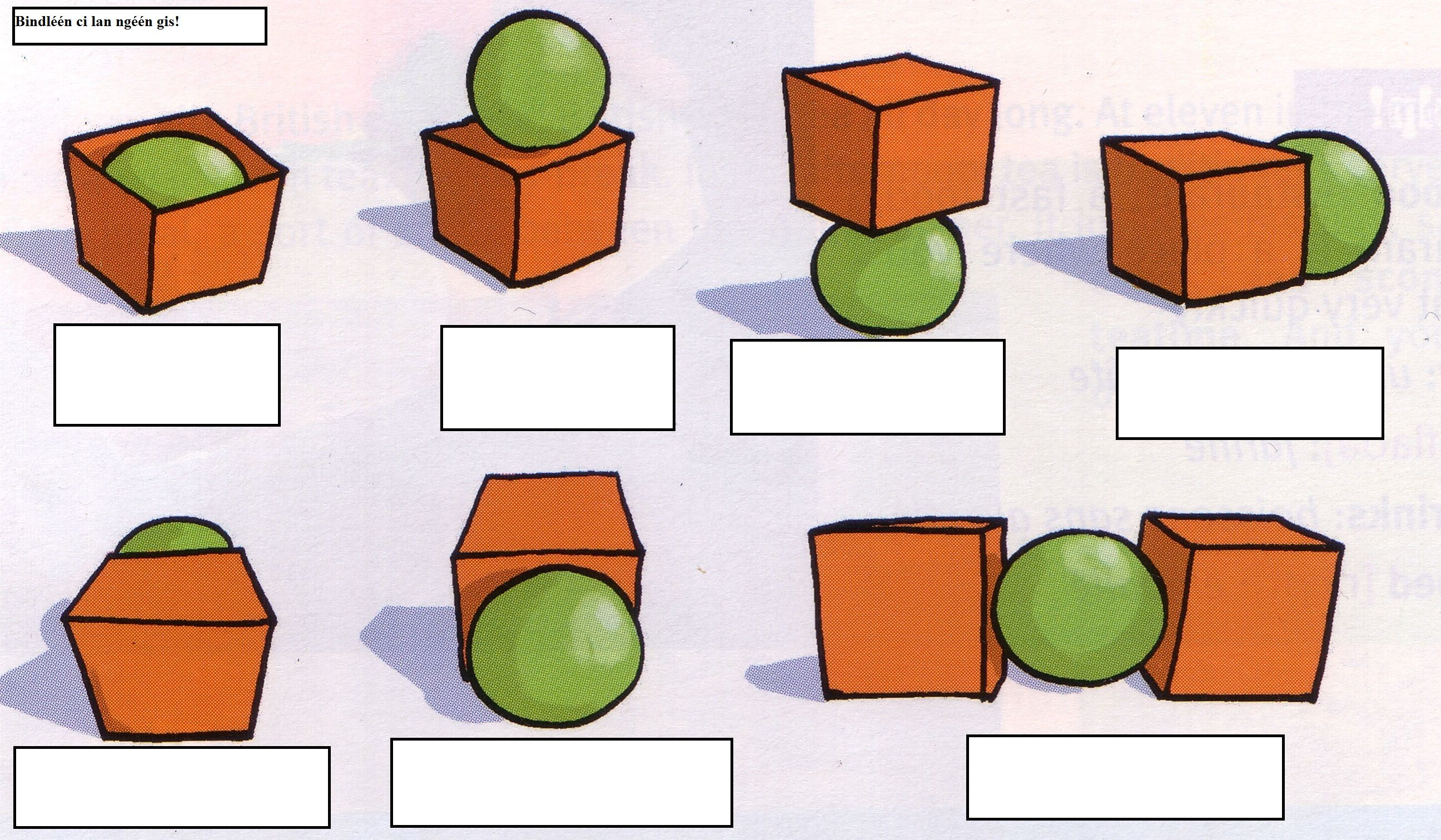 Prepositions Elementary Wolof 201